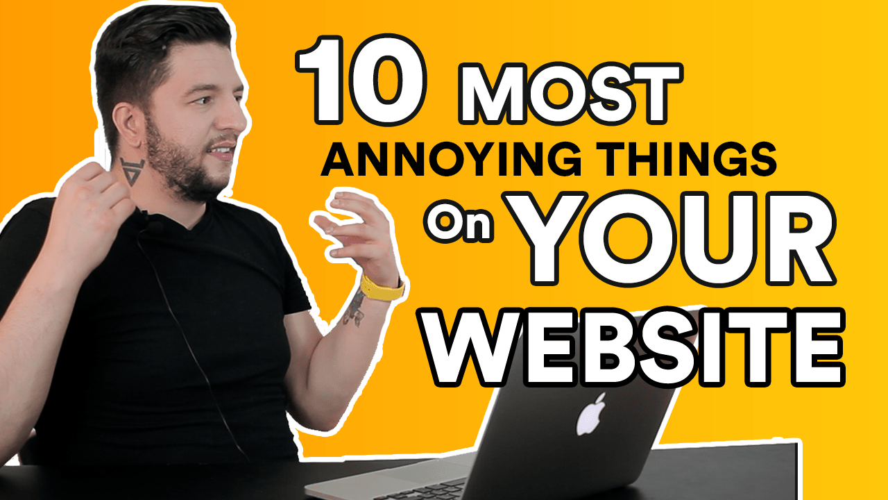 10 most annoying things on your website galicki digital thumbnail youtube video ver 1-min