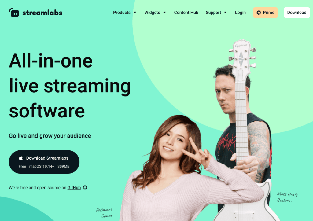 Install the Streamlabs software how to start streaming live tiktok windows