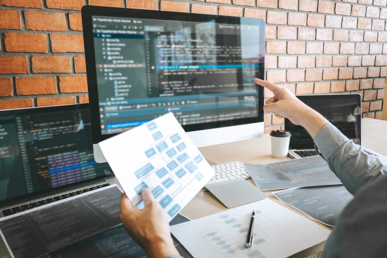 What are the elements of site design